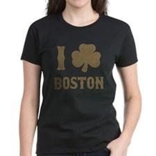 I Shamrock Boston Tee