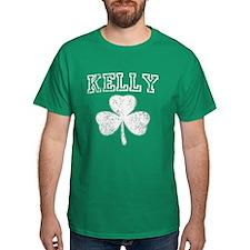 Kelly Irish Shamrock T-Shirt