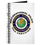 FAA Certified Recreational Pilot Journal