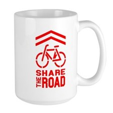 SHARROW - Share the Road - Mug