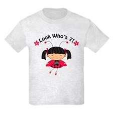 Ladybug 7th Birthday T-Shirt