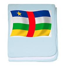 Unique Central african republic baby blanket