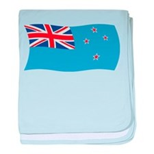 Ross Dependency Flag baby blanket