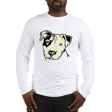 Pitt Bull Mommy Long Sleeve T-Shirt
