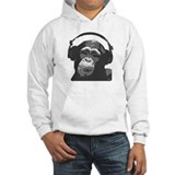 DJ MONKEY Jumper Hoody