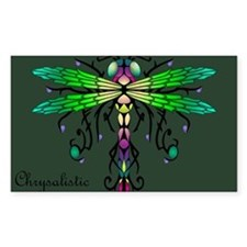 Caveglow Dragonfly Decal