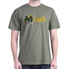 McGrath Celtic Dragon T-Shirt