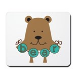 Cartoon Bear Mousepad