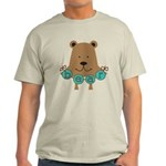 Cartoon Bear Light T-Shirt