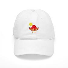 Cartoon Bird Baseball Cap
