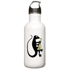 Gecko Saxophone Water Bottle