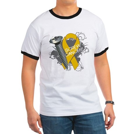 Screw Appendix Cancer Ringer T