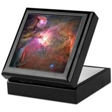 Orion Nebula Hubble Image Keepsake Box