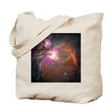 Orion Nebula Hubble Image Tote Bag