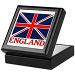 England Keepsake Box