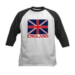 England Kids Baseball Jersey