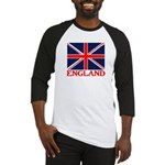 England Baseball Jersey