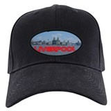 Scenic Liverpool LFC Red Baseball Hat
