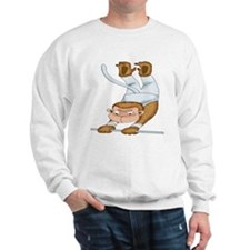 Monkey Gymnist Sweatshirt