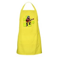 Rock and Roll Monkey Apron