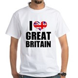 I Heart Great Britain Shirt