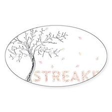 Streaker Tree Stickers