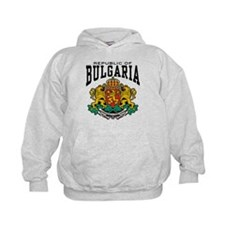 Republic Of Bulgaria Hoodie