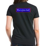John Galt Women's Dark T-Shirt