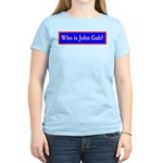 John Galt Women's Light T-Shirt