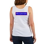 John Galt Women's Tank Top