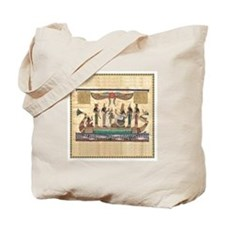 Egyptian Boat Tote Bag