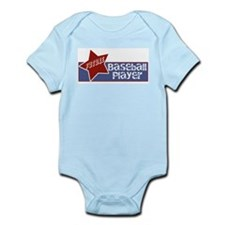 Future Baseball Player Infant Bodysuit