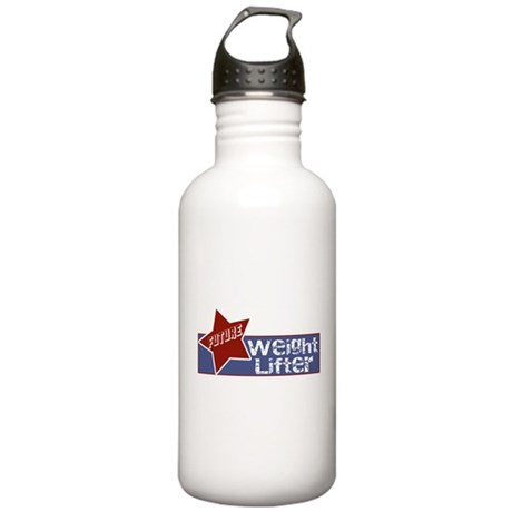 Future Weight Lifter Stainless Water Bottle 1.0L