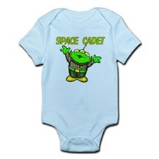 Space Cadet Alien Infant Bodysuit