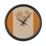 Brittany Large Wall Clock