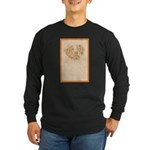Brittany Long Sleeve Dark T-Shirt
