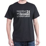Funny 21st Birthday T-Shirt