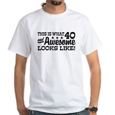 Funny 40th Birthday Shirt