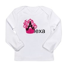 Baby Cakes Long Sleeve Infant T-Shirt