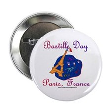 Bastille Day! Button
