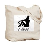 Dance Tote Bag - with poem