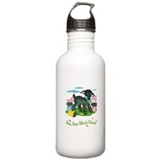 Cool Black sheep Water Bottle