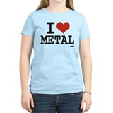 I LOVE METAL Tee-Shirt