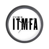ITMFA Wall Clock