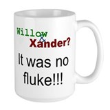 Willow/Xander Mug