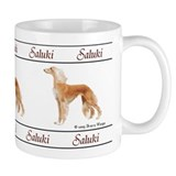 """Salukis"" Coffee Mug"