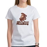 Who's Your Monkey Tee