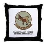 22 EARS Throw Pillow