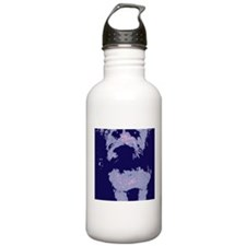 Wheaton Terrier Pop Art Water Bottle