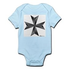 Maltese Cross Infant Creeper